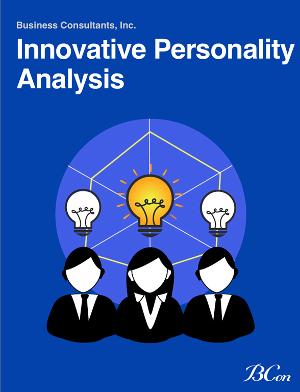 Innovative Personality Characteristics Analysis