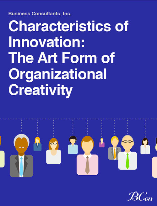 Characteristics of Innovation